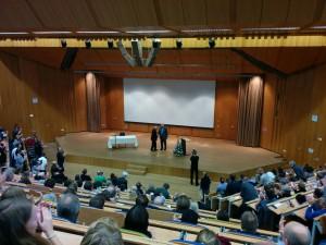 Preisübergabe für den Lebenswerk-Preis an Zygmunt Bauman