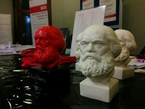Marx gehört in Trier natürlich dazu