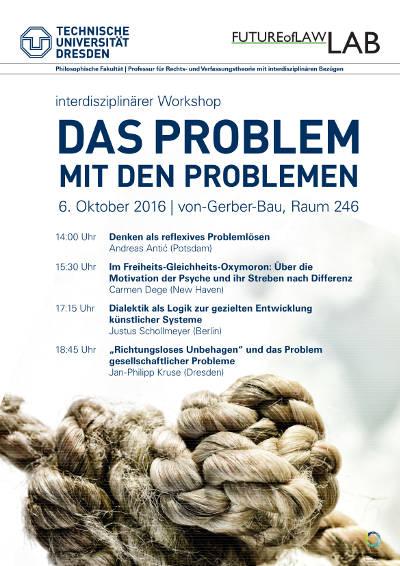 Probleme_Plakat